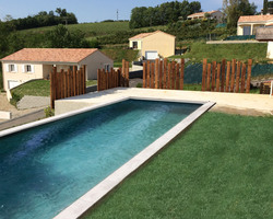 MGP PISCINES - Construction piscine traditionnelle - MERCUROL