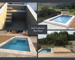 MGP Piscines - BOURG DE PEAGE - Photos - Book - réalisation et rénovation piscine Drome Ardèche Isère