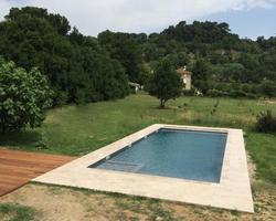 MGP Piscines - DRÔME - Rénovation d'une piscine - Romans 2015